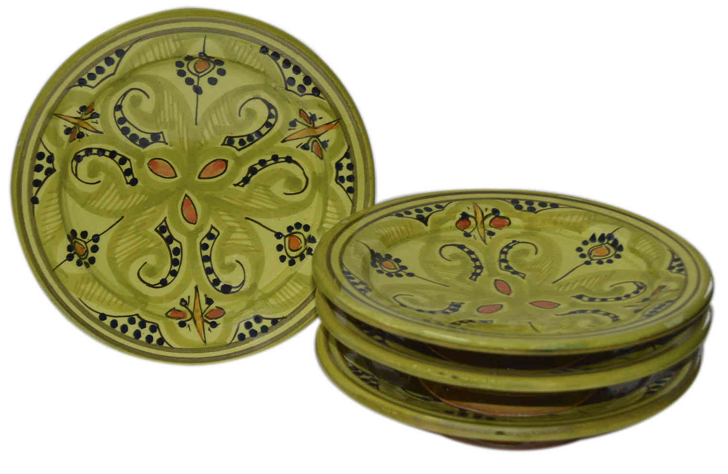 Appetizer Plates Set